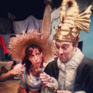 Carola y el rey