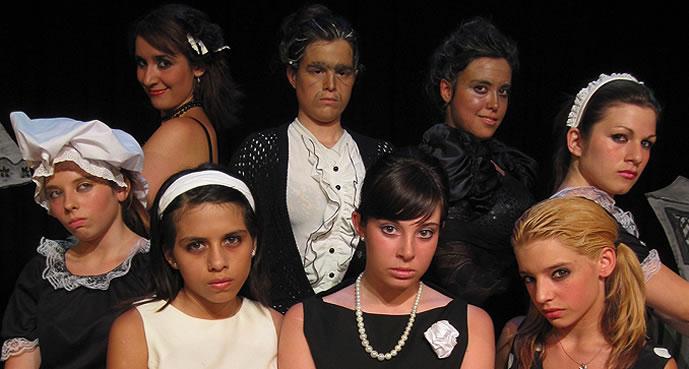 grupo de teatro anonimas