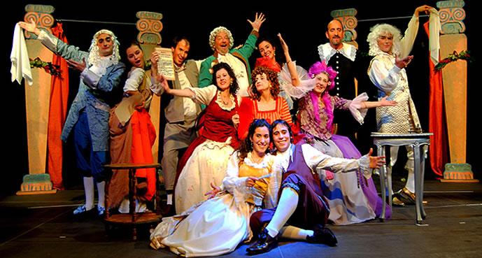 Grupo de teatro Luna Menguante