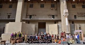 La Odisea en el Anfiteatro Romano de Sagunto