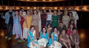 Truculentus en el Teatro Principal de Zaragoza